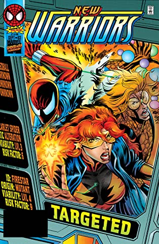 New Warriors (1990-1996) #63