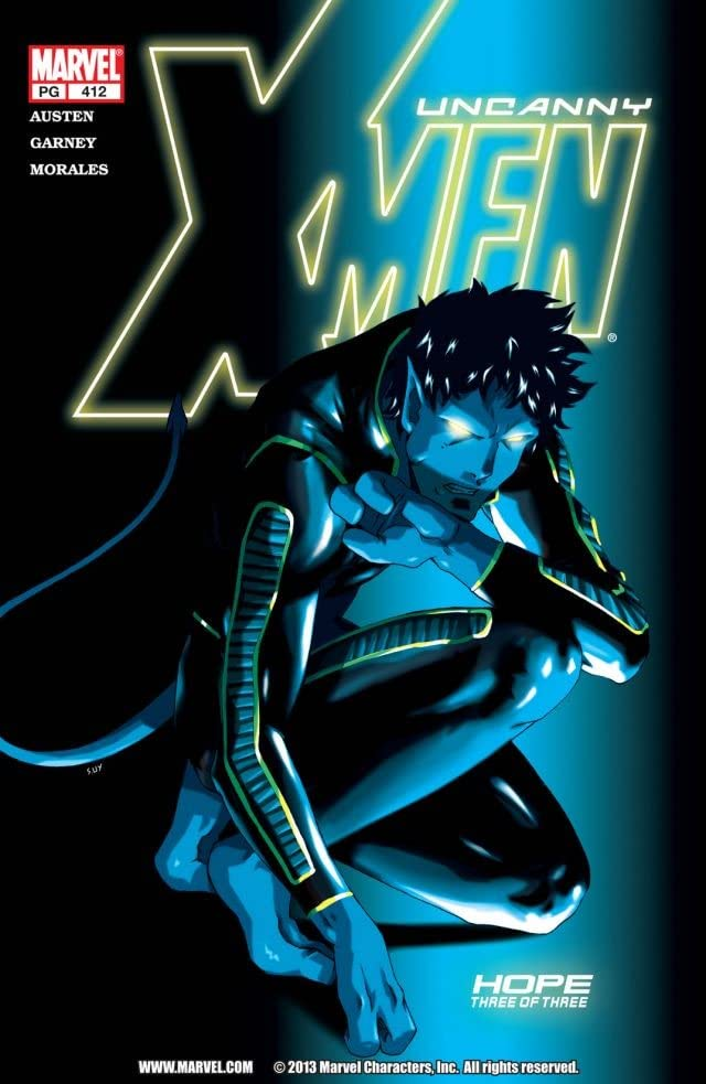 Uncanny X-Men (1963-2011) #412