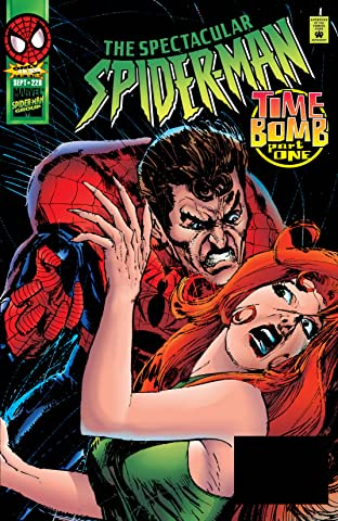 Peter Parker, The Spectacular Spider-Man (1976-1998) #228