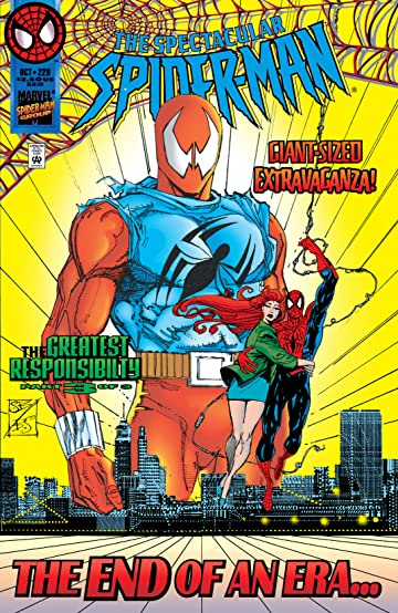 Peter Parker, The Spectacular Spider-Man (1976-1998) #229