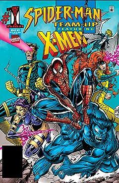 Spider-Man Team-Up (1995-1997) #1