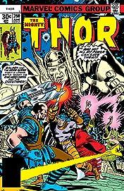 Thor (1966-1996) #260