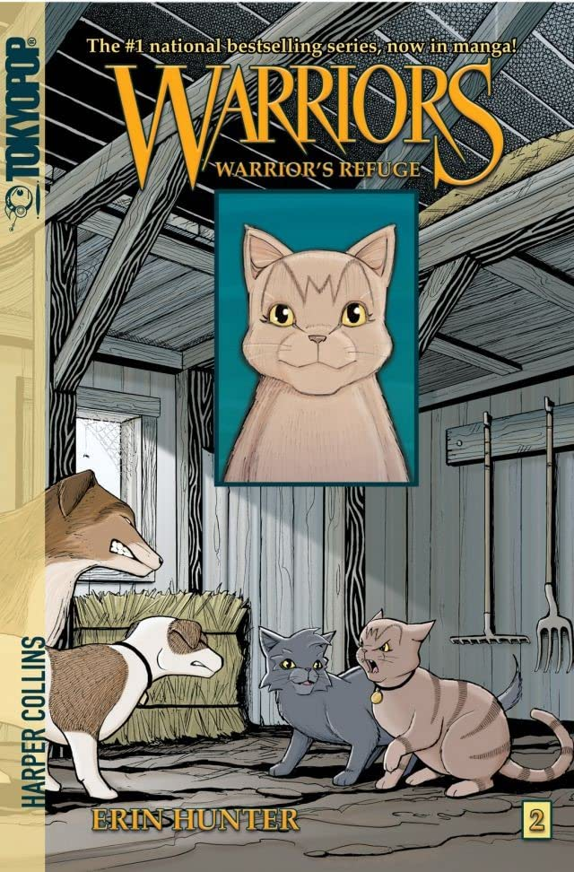 Warriors Vol. 2: Warriors Refuge