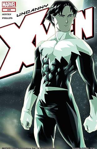 Uncanny X-Men (1963-2011) #414