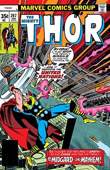 Thor (1966-1996) #267