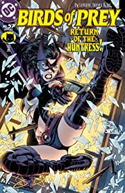 Birds of Prey (1999-2009) #57