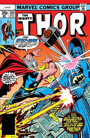 Thor (1966-1996) #269