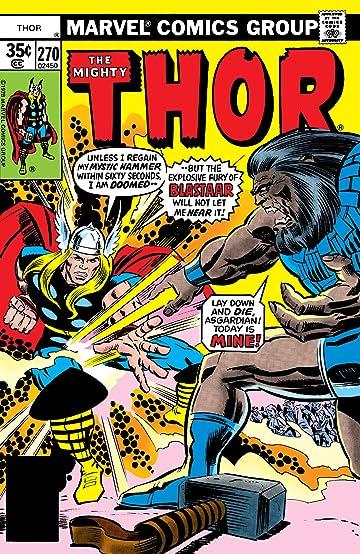Thor (1966-1996) #270