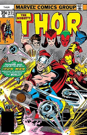 Thor (1966-1996) #271