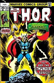 Thor (1966-1996) #272