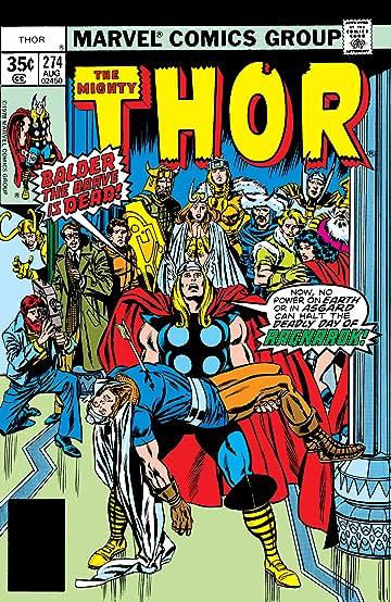 Thor (1966-1996) #274