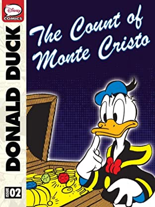 Donald Duck and the Count of Monte Cristo #2