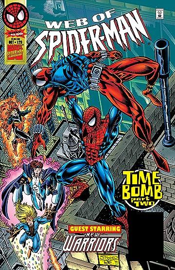 Web of Spider-Man (1985-1995) #129