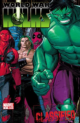 World War Hulks (2010) #1