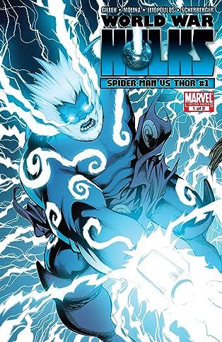 World War Hulks: Spider-Man & Thor (2010) #1 (of 2)