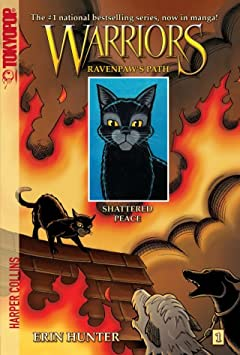 Warriors: Ravenpaw's Path Vol. 1: Shattered Peace