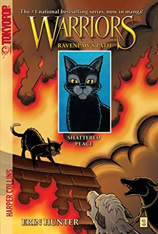 Warriors: Ravenpaw's Path Vol. 1: Shattered Peace