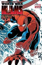 World War Hulks: Spider-Man & Thor (2010) #2 (of 2)