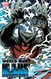 World War Hulks: Wolverine & Captain America (2010) #1 (of 2)