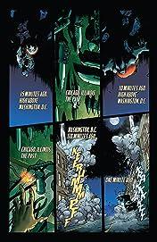 World War Hulks: Wolverine & Captain America (2010) #1 (of 2)
