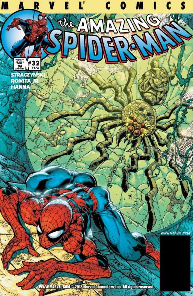 Amazing Spider-Man (1999-2013) #32