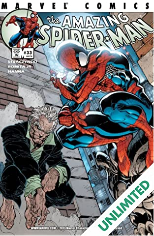 Amazing Spider-Man (1999-2013) #33