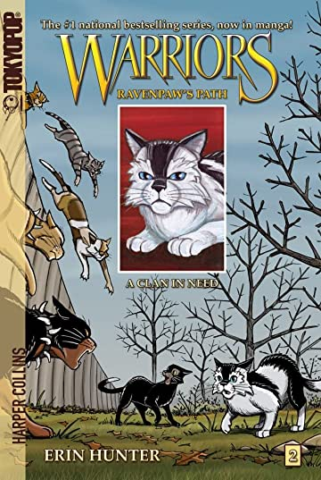 Warriors: Ravenpaw's Path Vol. 2: A Clan in Need