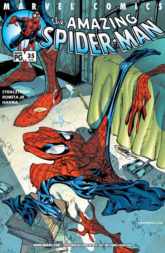 Amazing Spider-Man (1999-2013) No.35