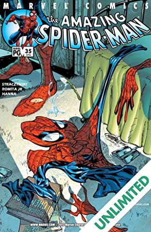 Amazing Spider-Man (1999-2013) #35