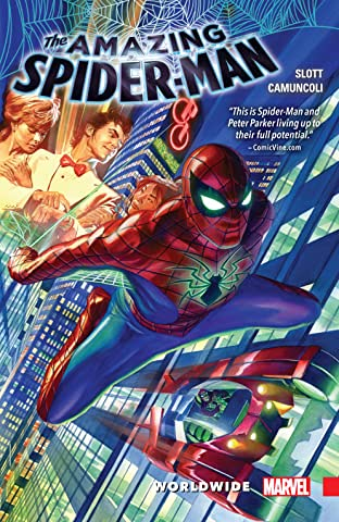 Amazing Spider-Man: Worldwide Tome 1