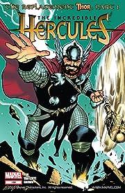 Incredible Hercules #132