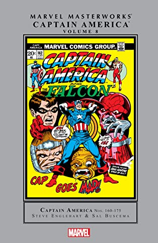 Captain America Masterworks Vol. 8