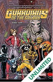 Guardians of the Galaxy: New Guard Vol. 1: Emperor Quill