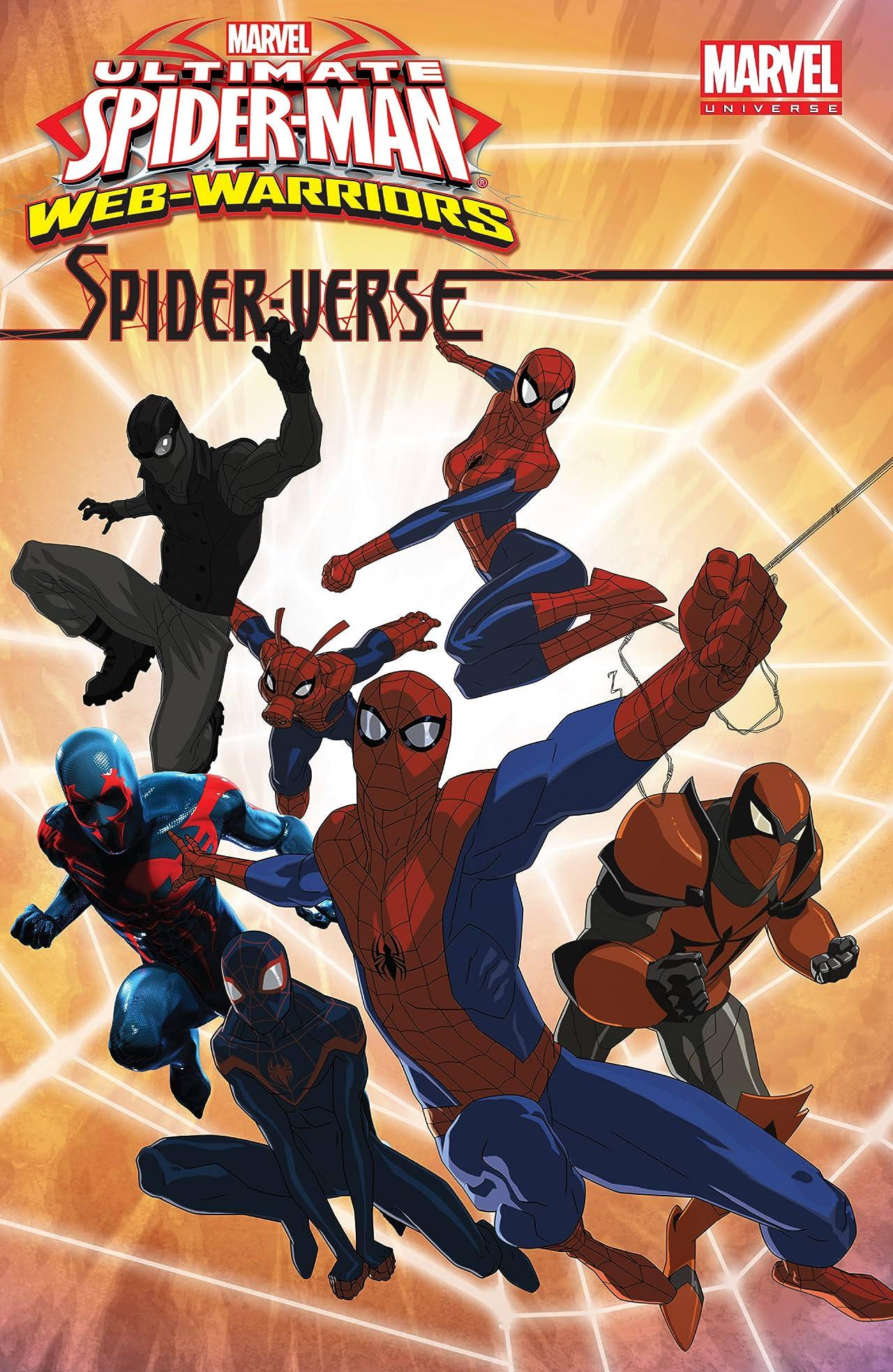 Marvel Universe Ultimate Spider-Man: Spider-Verse