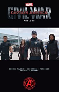 Marvel's Captain America: Civil War Prelude