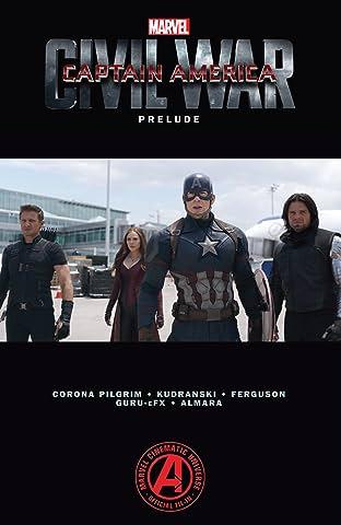 Marvel's Captain America: Civil War Prelude