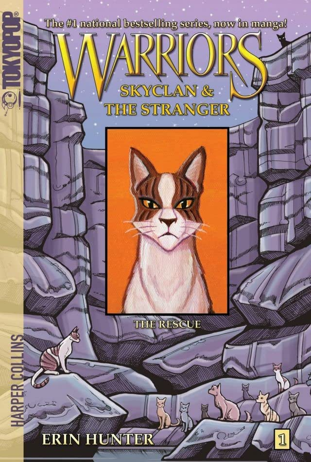 Warriors: Skyclan and the Stranger Vol. 1: The Rescue