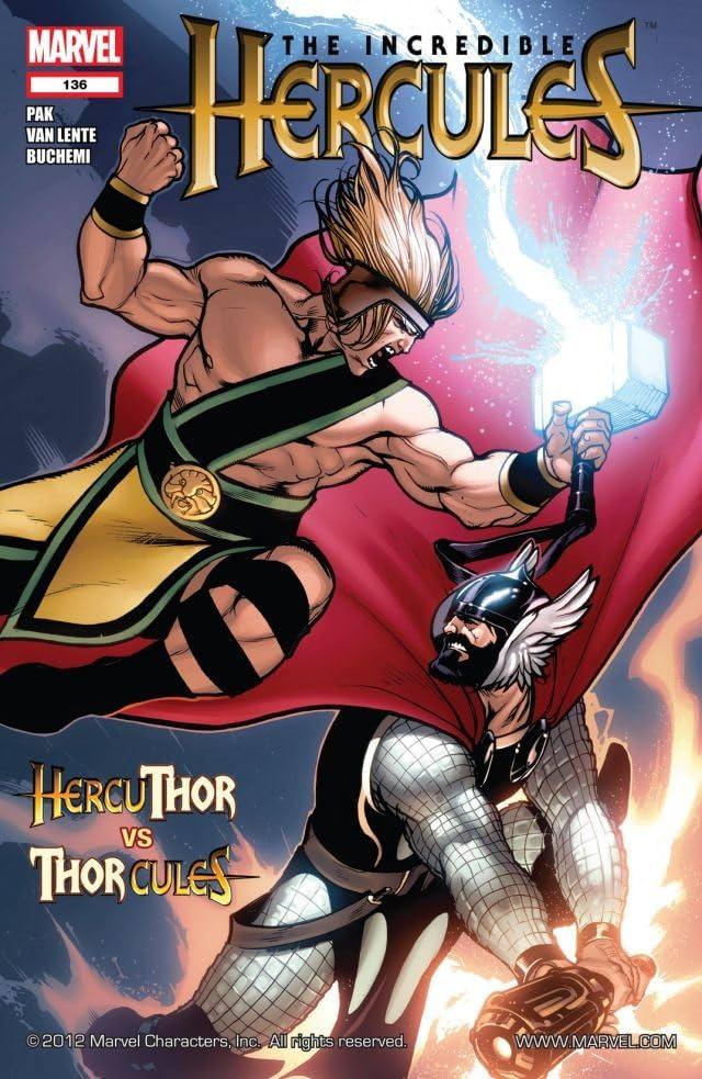 Incredible Hercules #136