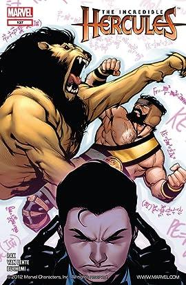 Incredible Hercules #137