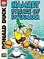 Donald Duck in Hamlet, Prince of Duckmark #2