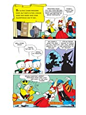 Donald Duck in Hamlet, Prince of Duckmark #2
