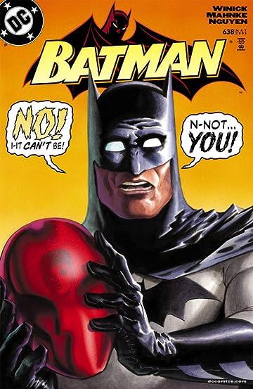 Batman (1940-2011) #638