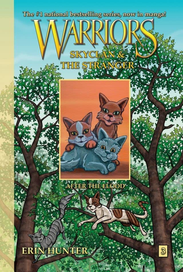 Warriors: Skyclan and the Stranger Vol. 3: After the Flood