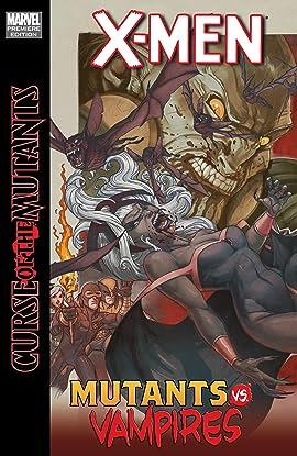 X-Men: Curse of the Mutants - Mutants vs. Vampires