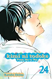 Kimi ni Todoke: From Me to You Vol. 24
