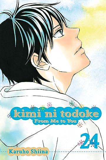 Kimi ni Todoke: From Me to You Vol. 24