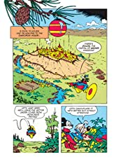 Mickey Mouse and the Argaar Tournament: Return to the Land of Adventure #2