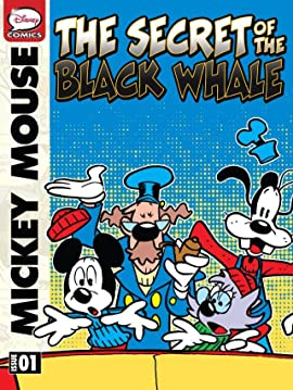 Mickey Mouse and the Secret of the Black Whale