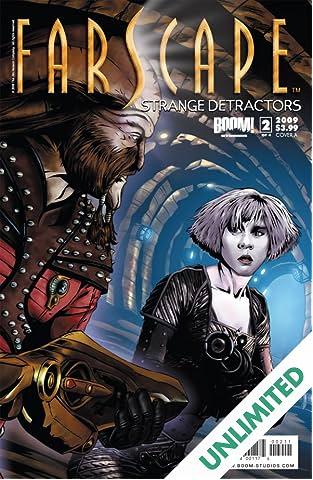 Farscape Vol. 2: Strange Detractors #2 (of 4)