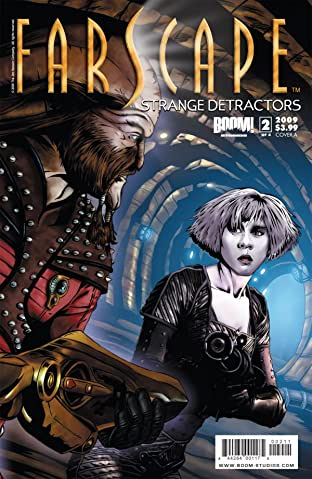 Farscape Vol. 2: Strange Detractors #2 (of 4)